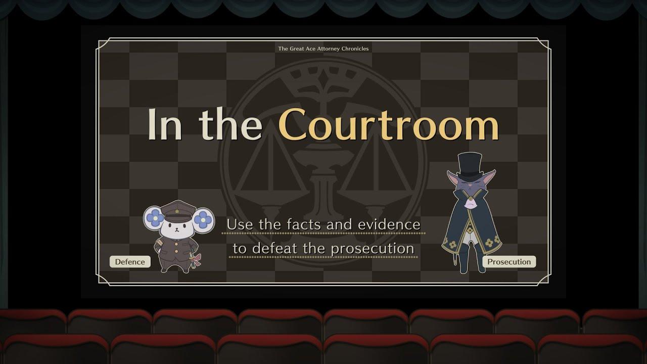 Capcom показала игровой процесс The Great Ace Attorney Chronicles
