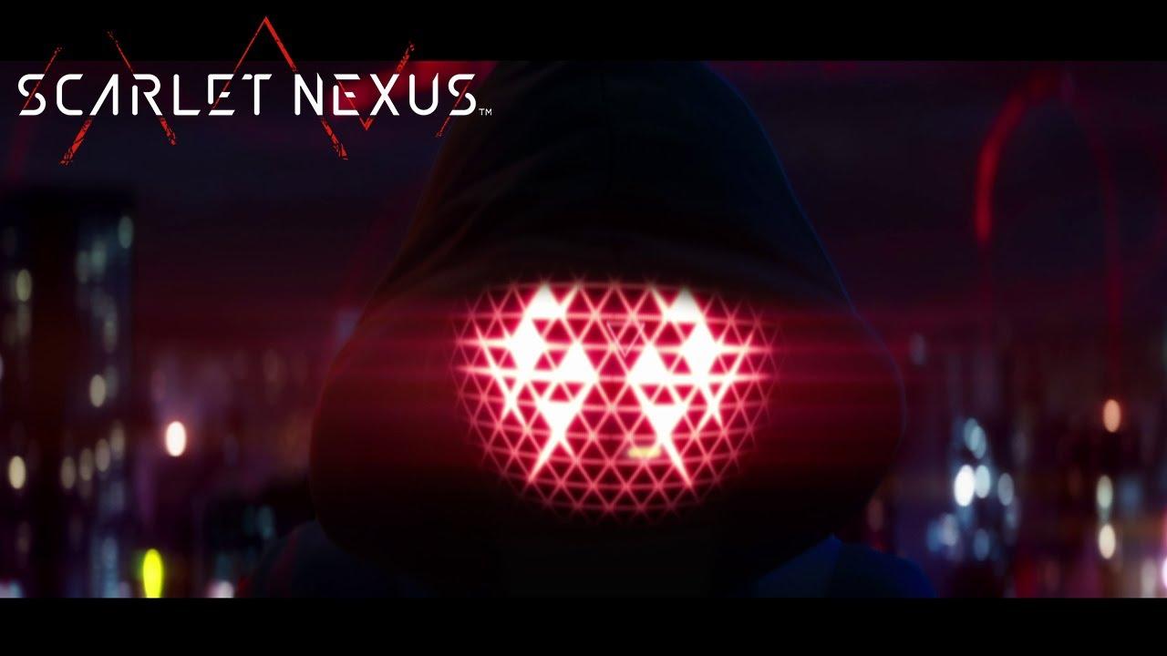Лайв-экшен трейлер в честь релиза Scarlet Nexus