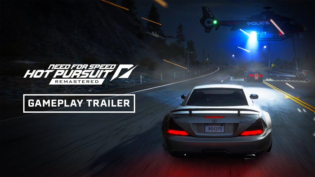 NFS Hot Pursuit Remastered добавлена в EA Play