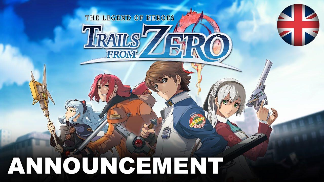 NIS America анонсировала четыре западных релиза серии The Legend of Heroes