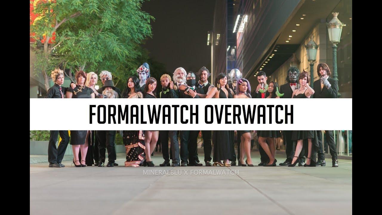 Символы Overwatch смотрятся действительно хорошо