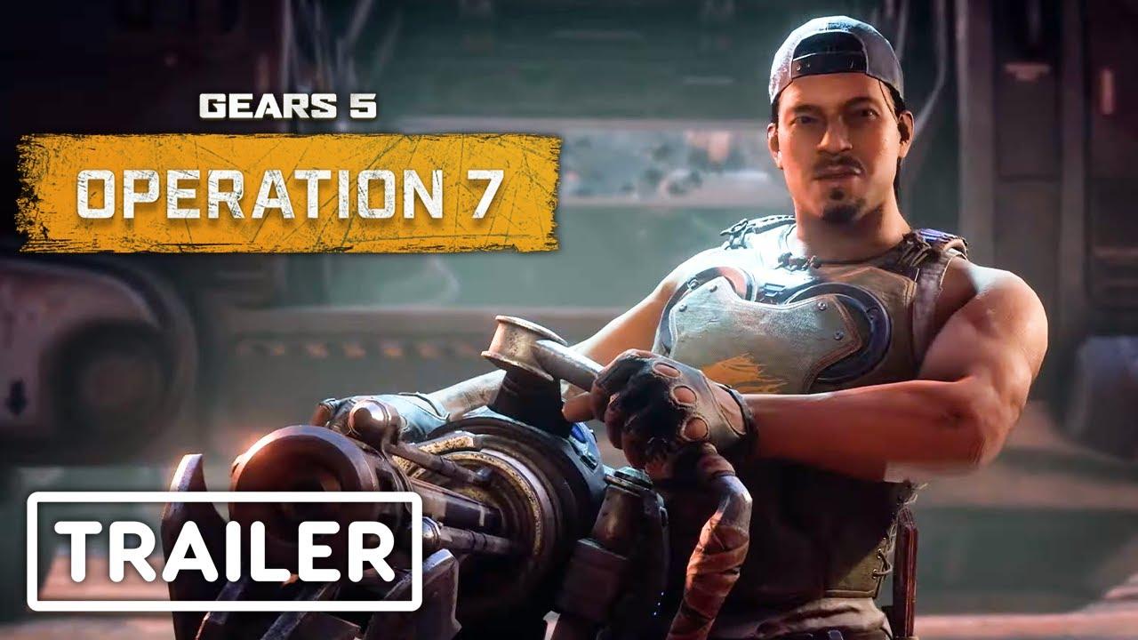 Вторая часть Операции 7 в Gears 5 стартует 29 июня