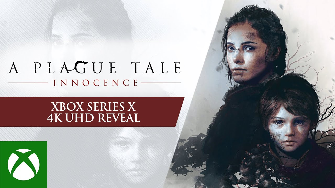 A Plague Tale: Innocence вышла на Xbox Series X S
