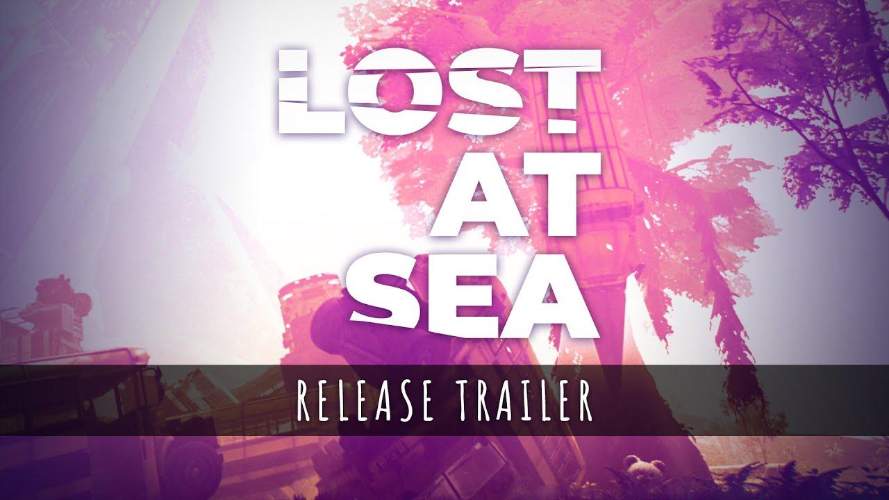 Авторы The Inner World выпустили игру о жизни и смерти Lost At Sea
