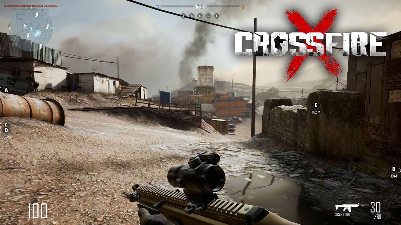 CrossfireX ЖИВ!