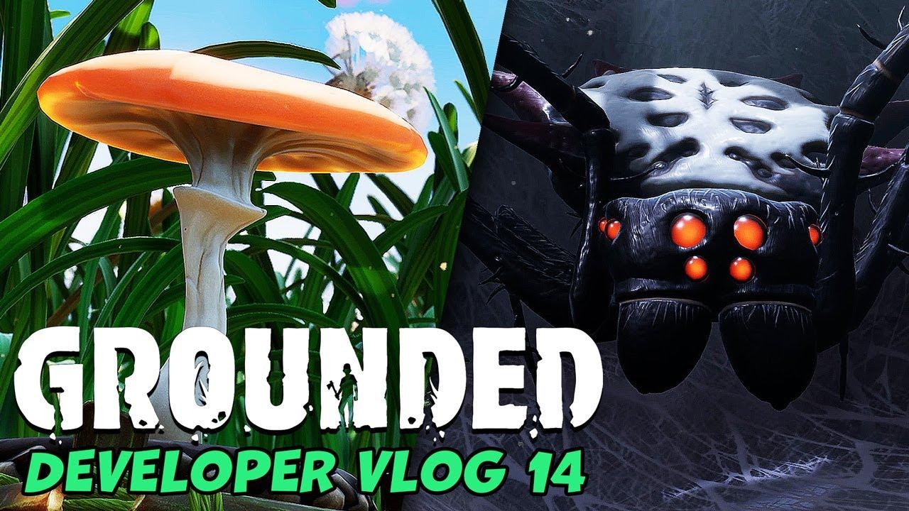 Grounded: Shroom & Doom