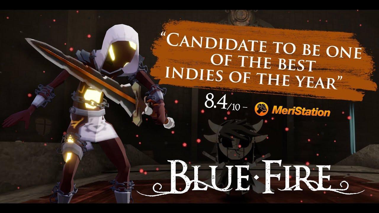 Приключенческий боевик Blue Fire скоро выходит на PlayStation4