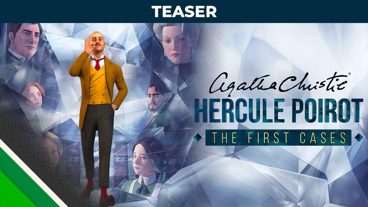 Приключение Agatha Christie — Hercule Poirot: The First Cases выходит в сентябре