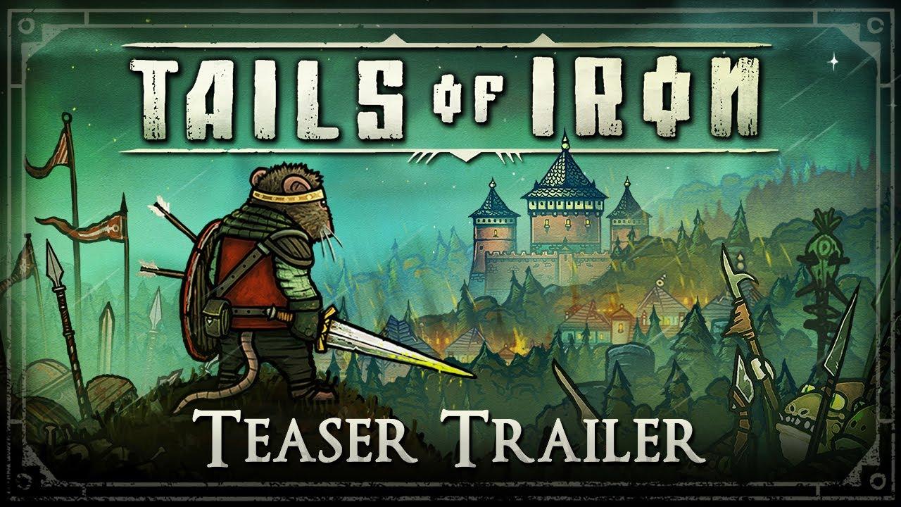 Ролевой боевик Tails of Iron выходит17 сентября