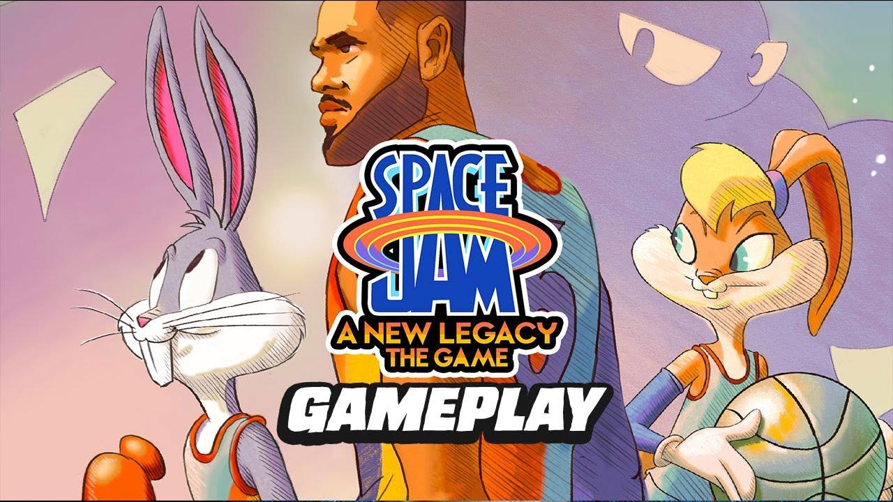 Space Jam: The Game вышла на Xbox