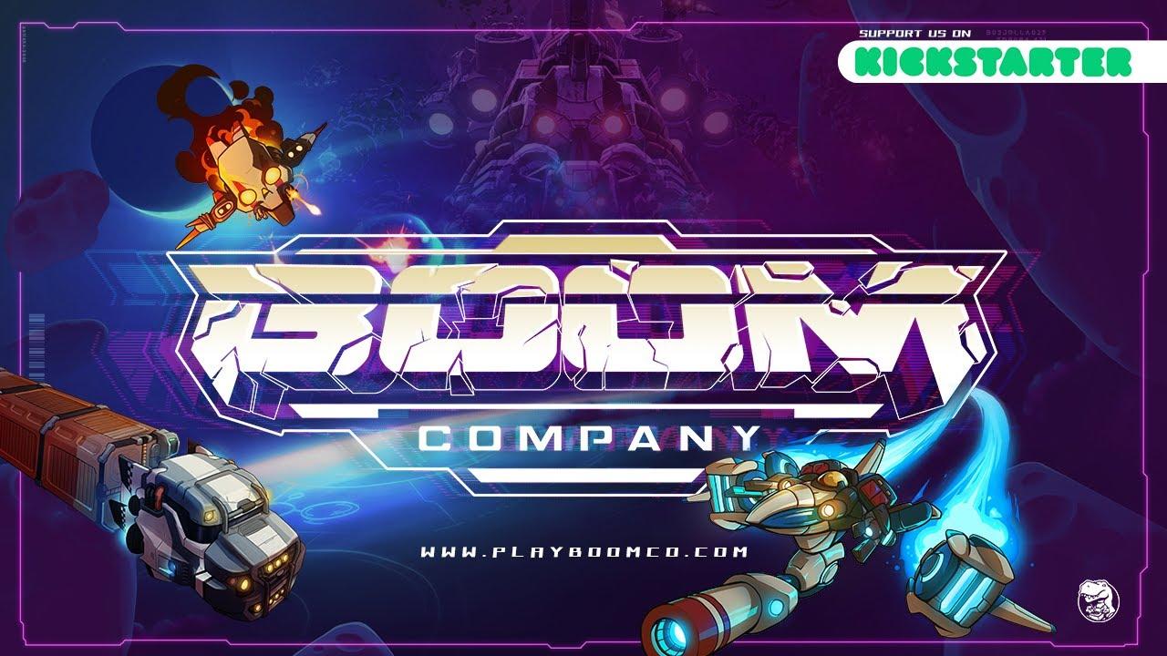 Стильный трейлер BoomCompany объявляет о выходе на Kickstarter