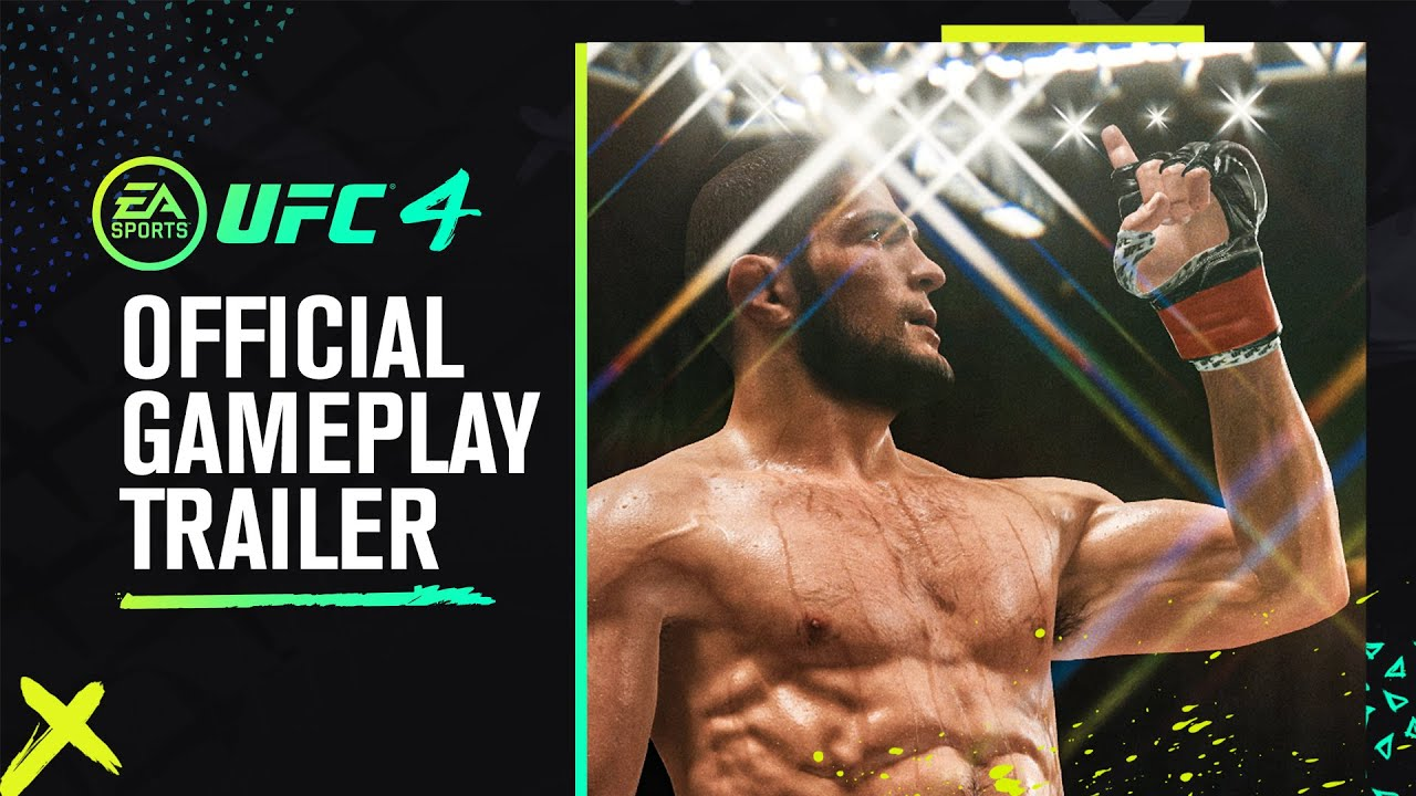 UFC 4 добавлена в EA Play