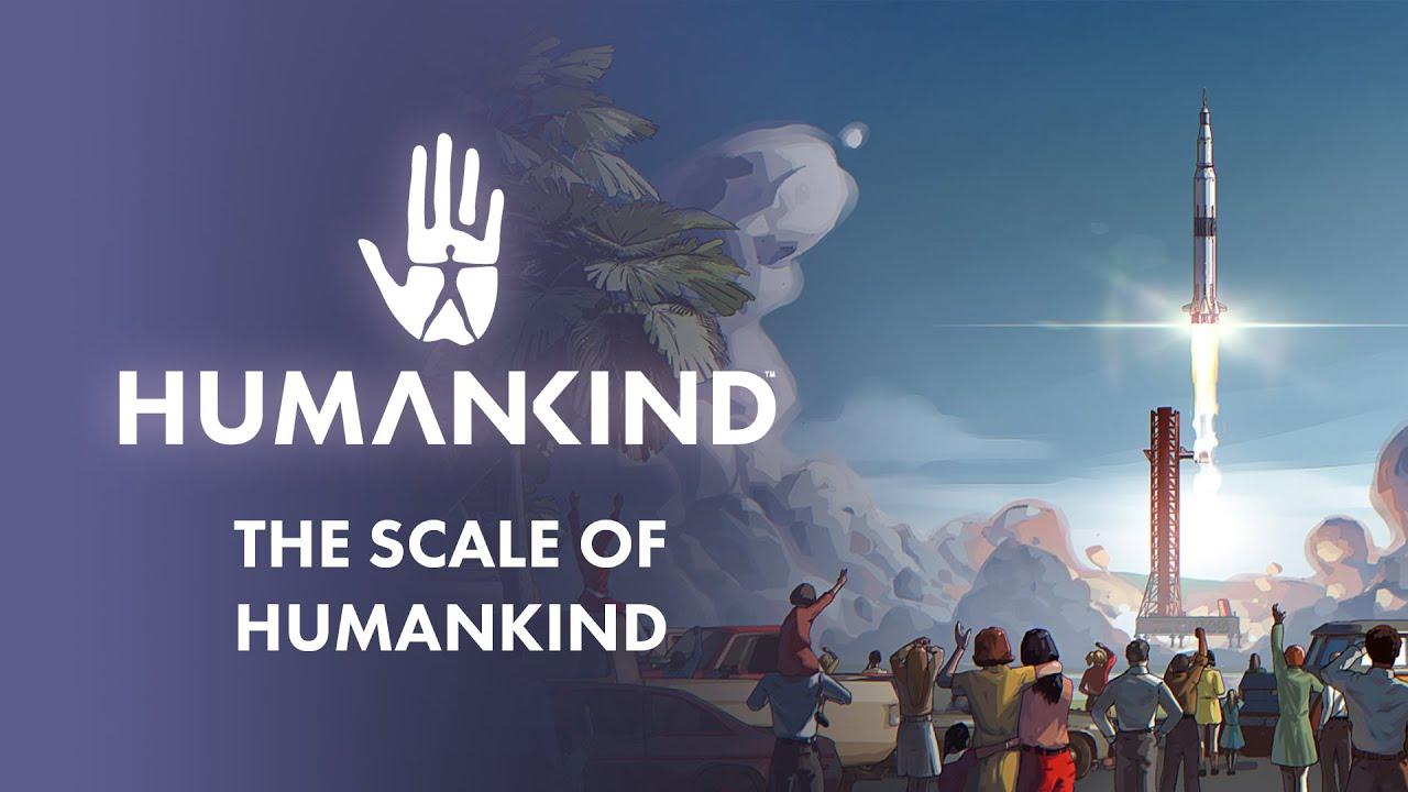 Авторы Humankind рассказали о масштабах глобальной стратегии