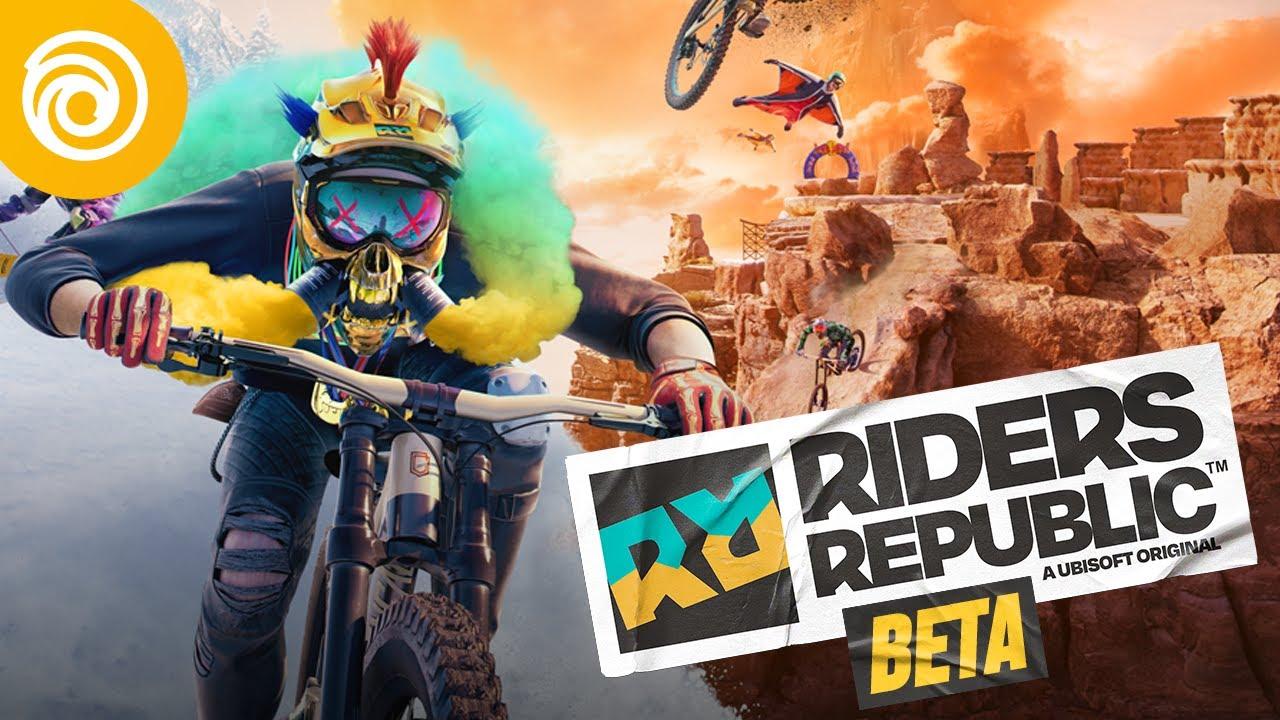 Датирована бета Riders Republic