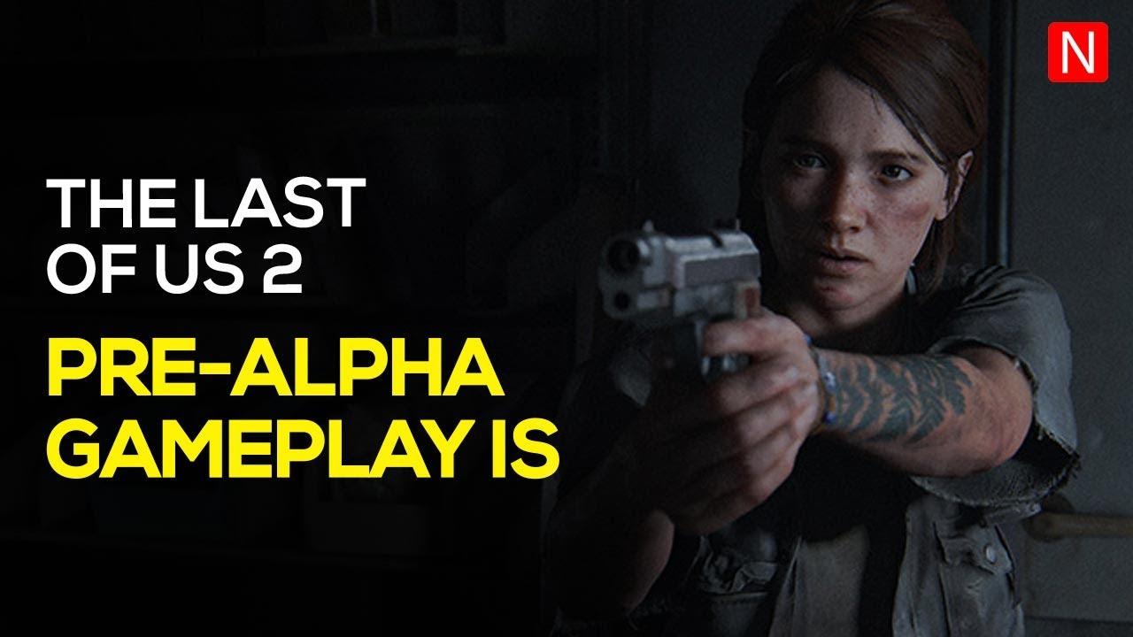 Оригинальный дизайн Шаркунов из The Last of Us: Part II был куда более комичным