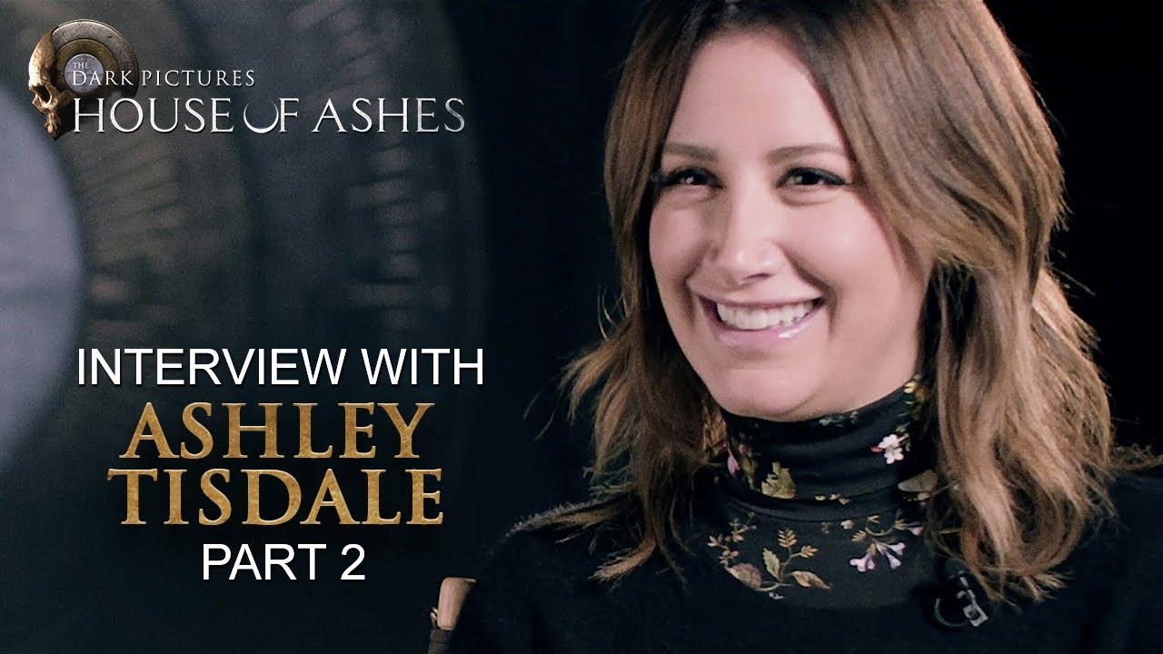 Авторы House of Ashes выложили вторую часть интервью с Эшли Тисдейл