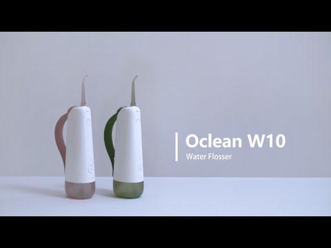 Не пропустите скидку на ирригатор Oclean W10 для чистоты полости рта